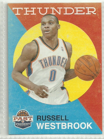 Russell Westbrook 2011-12 Past & Present #173