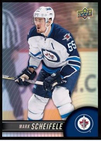 Mark Scheifele 2017-18 Upper Deck Tim Hortons #55