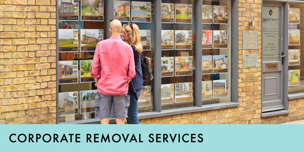 estate agent removals