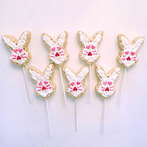 Bunny Rice Krispie Treats