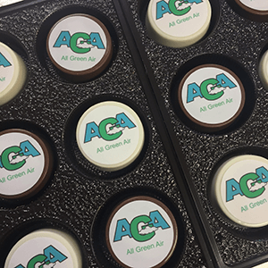 Customized Cookies and Confections Make Great Corporate Treats