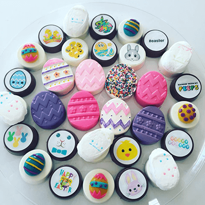 Order Custom Easter Cookies