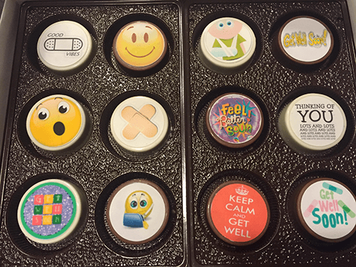Custom Designed Cookies for Every Occasion