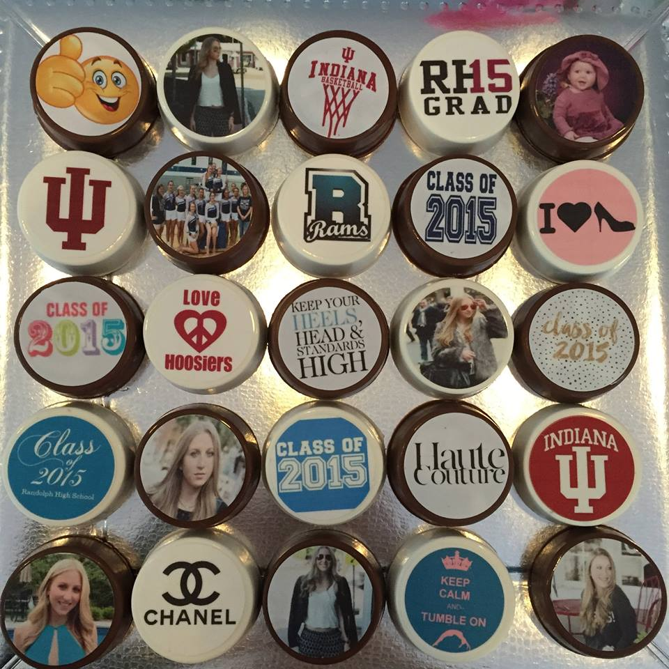 Custom Graduation Cookies By Sweet Ali