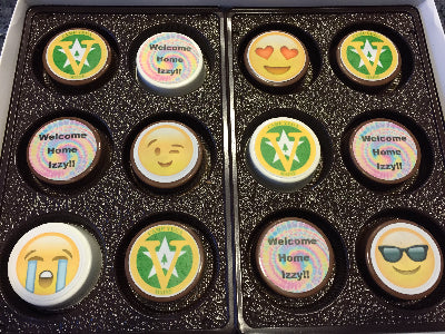 Sweet Ali's Personalized Cookies NJ