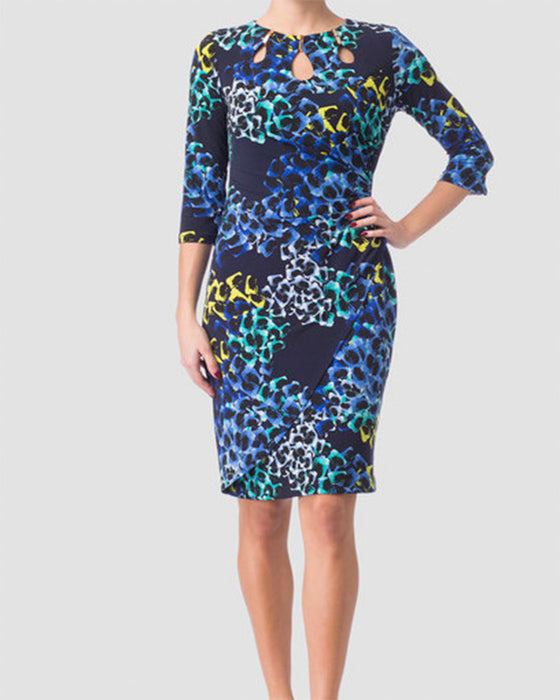 Joseph Ribkoff Cut Out Dress 171656