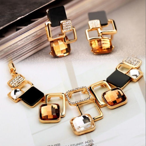 crystal jewellery copy desgin products set korea view min chain jewelry round catching necklaces korean of latest long necklace plated austrian venust eye gold earrings