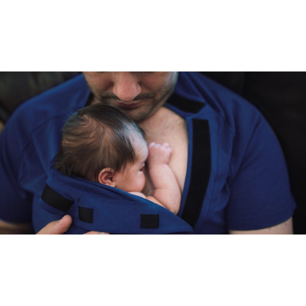 The Original Bamboo Bondaroo Kangaroo Care Shirt for Dads
