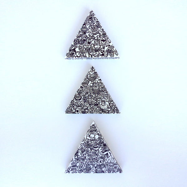 3 Triangles Millionz-O-Doodz