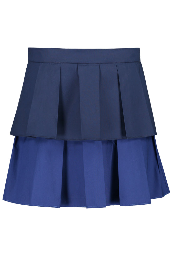 Cala Double Layer Mini Skirt