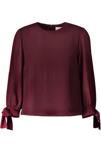 Olivia Open Sleeve Tie Top