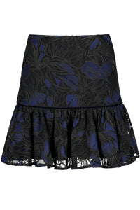 Thierry Bottom Ruffle Mini Skirt
