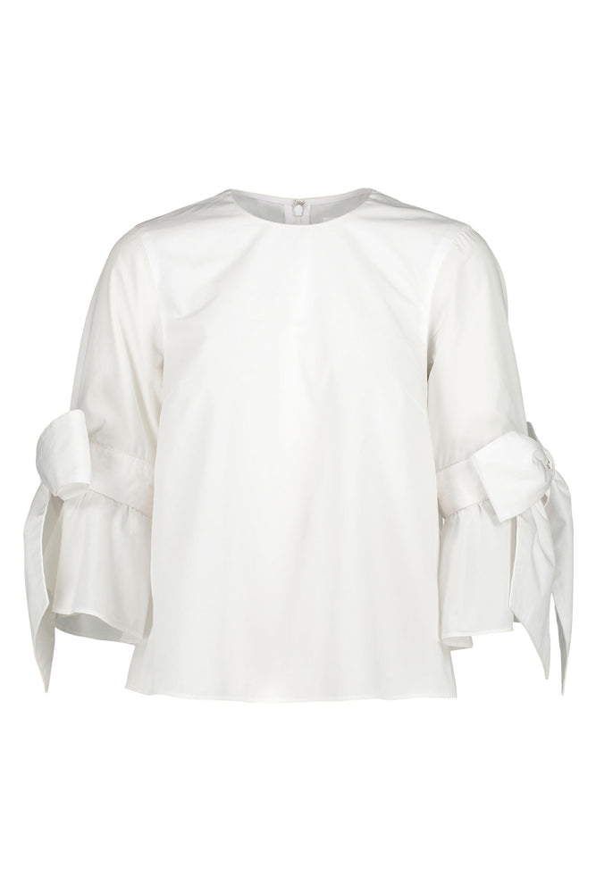Bess Bow Sleeve Top