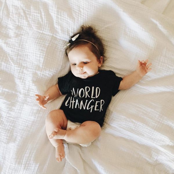 World Changer Infant Tee