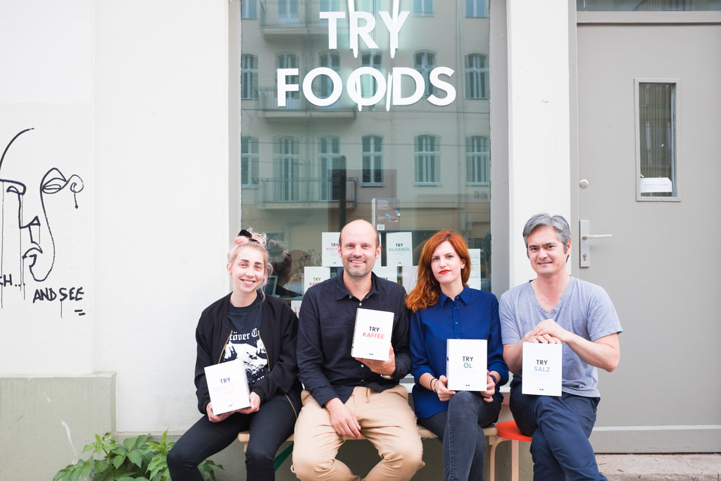 TRY FOODS Team