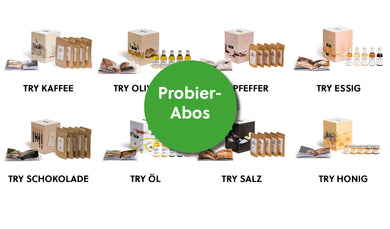 TRY Probier-Abo - tryfoods