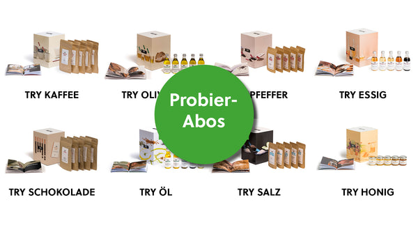 TRY Probier-Abo