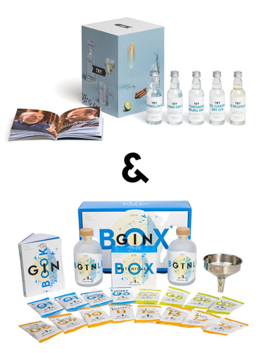 TRY Gin & Gin Making Set