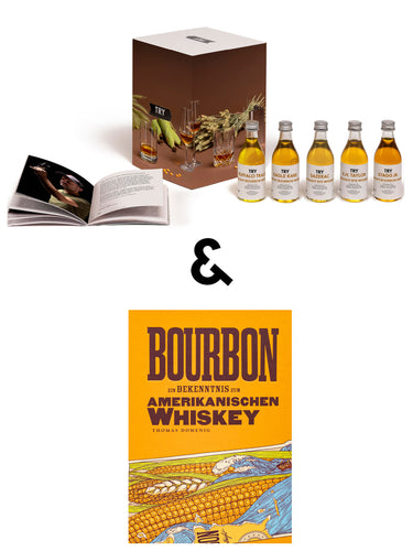 TRY Whiskey & Bourbon-Buch