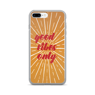 Phone Case Good Vibes Only