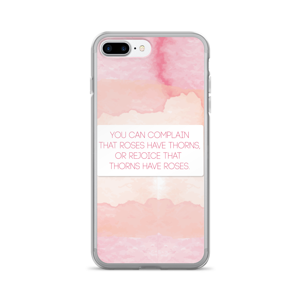 Phone Case Roses have thorns