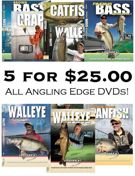 5 for $25 DVD Special Offer