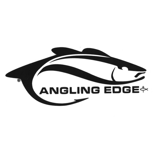 Angling Edge Fish Logo Decal - Angling Edge Store