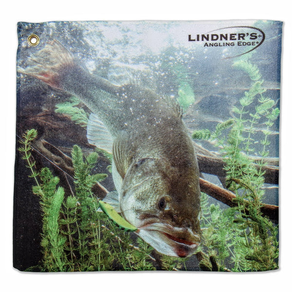 Angling Edge Towels