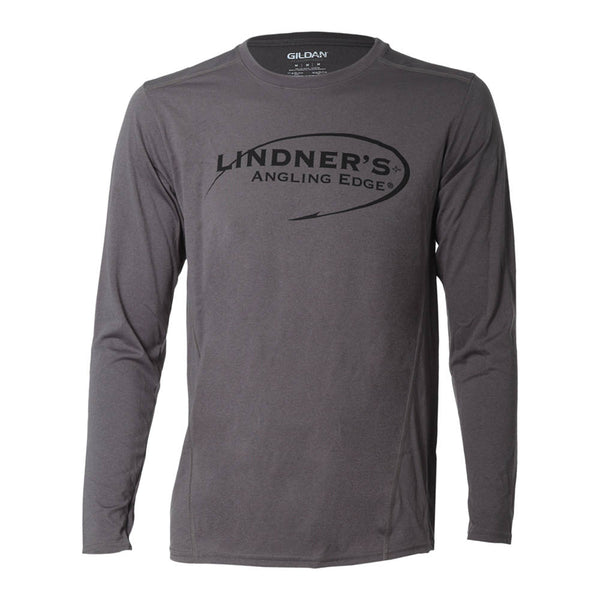 Angling Edge Gray Shirt