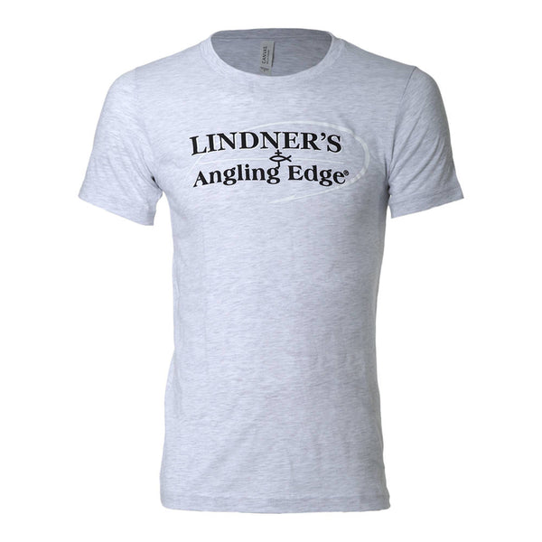 Angling Edge Short Sleeve T-Shirt (Grey)