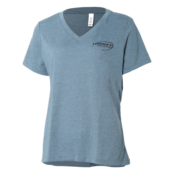 Angling Edge V-Neck T-Shirt