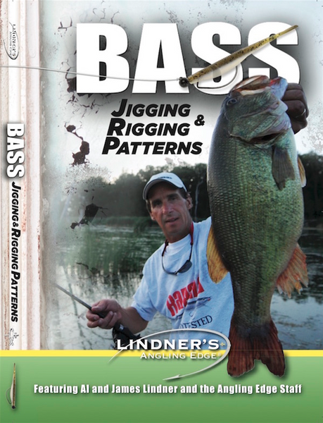Bass Jigging and Rigging Patterns - Angling Edge DVD