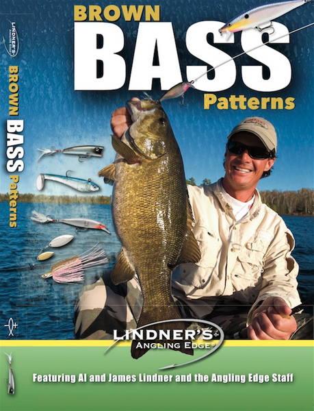Brown Bass Patterns - Bass Fishing DVD