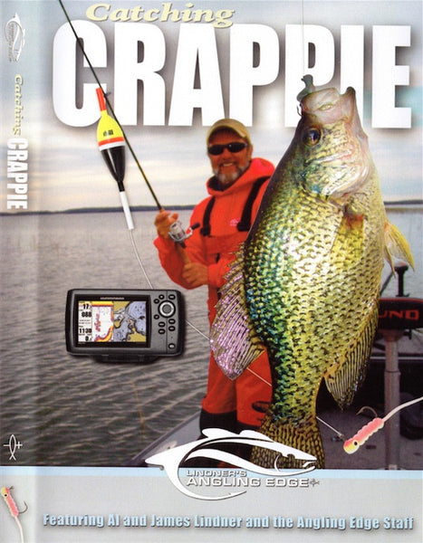 Catching Crappies - Angling Edge DVD