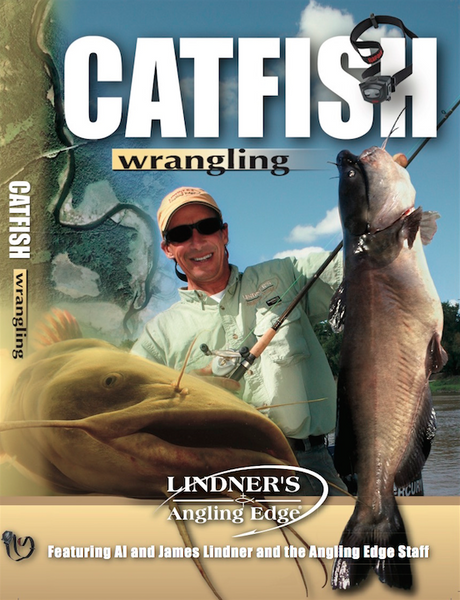 Catfish Wrangling - Angling Edge DVD