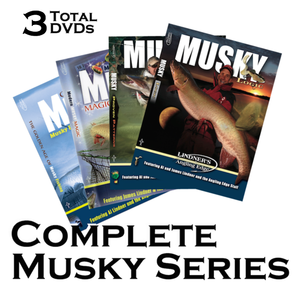 Complete Musky DVD Series