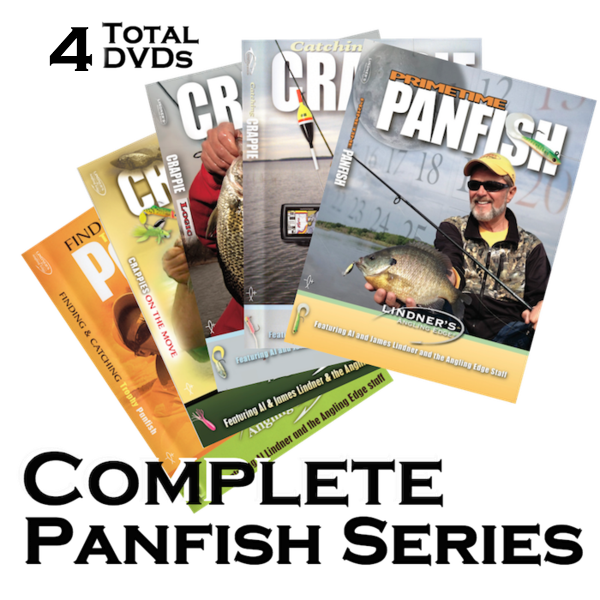 Complete Panfish DVD Series