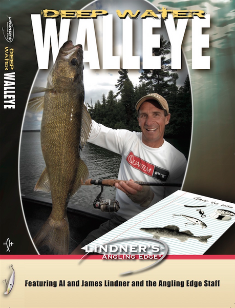 Deep Water Walleyes - Angling Edge DVD