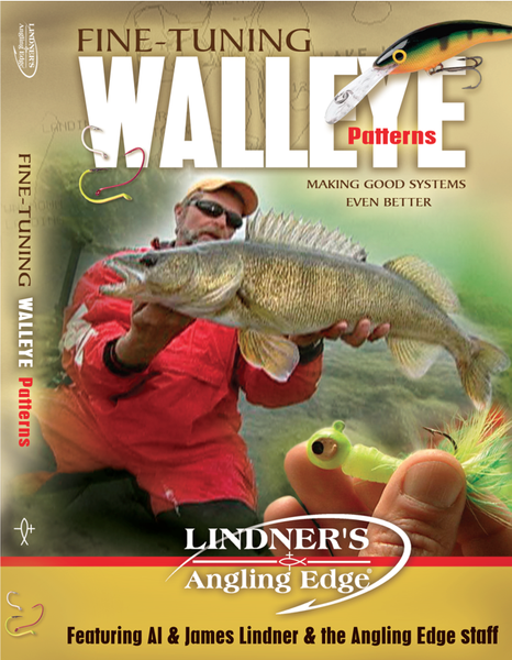 Fine Tuning Walleye Patterns - Angling Edge DVD