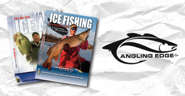 New! Ice Fishing Bundle - DVDs + Decal