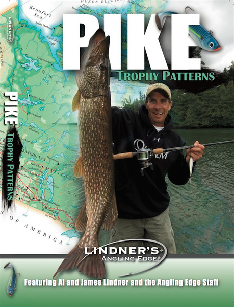 Pike Trophy Patterns - Angling Edge DVD