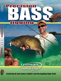 Precision Bass Jigging - Bass Fishing DVD