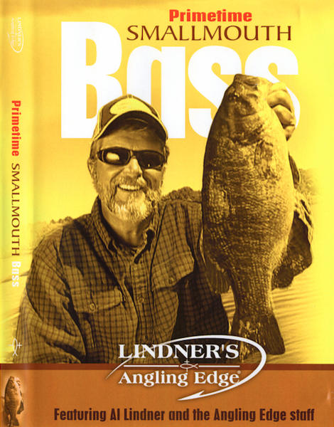 Primetime Smallmouth Bass - Angling Edge DVD