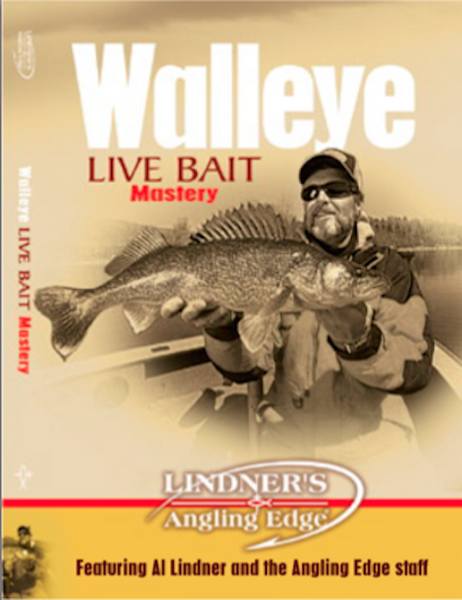 Walleye Live Bait Mastery - Angling Edge DVD