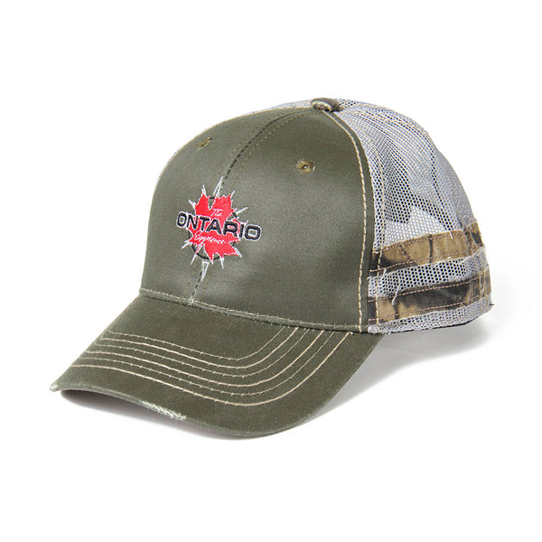 Mossy Oak Hat – The Ontario Experience