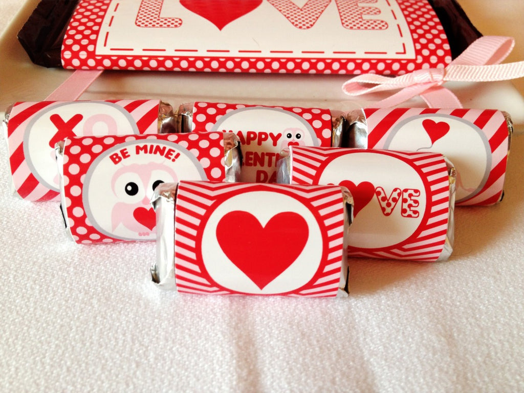 Valentines Day Candy Bar Printables