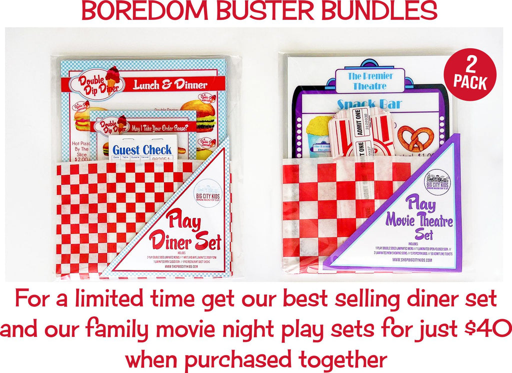 Best Seller Boredom Buster Bundle