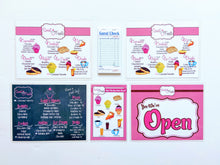 Pretend Play Bakery Set- Basic