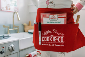 Mrs. Claus; Cookie Co.