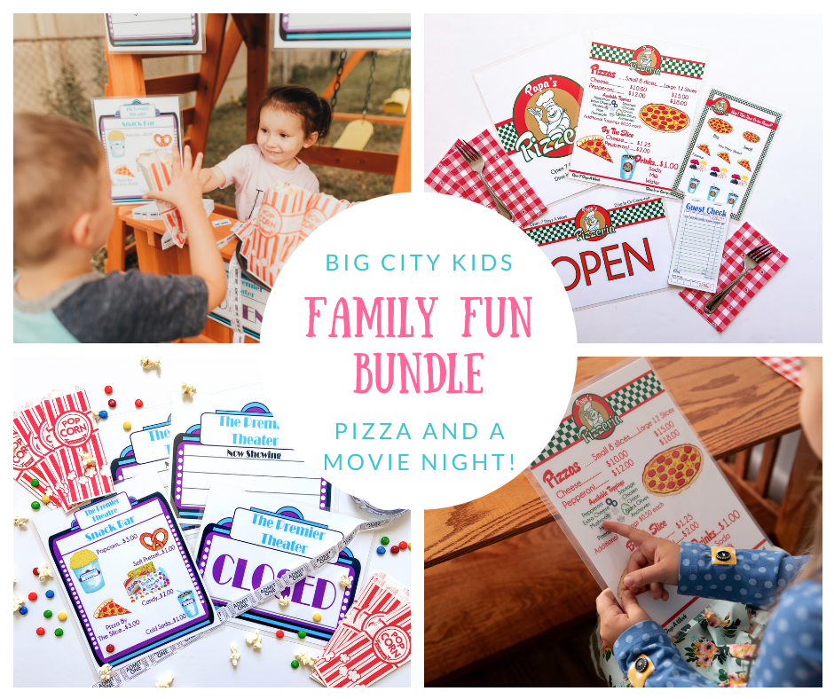 Family Fun Night Bundle